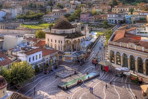 Athens Heart Walking Private Tour