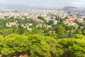 Athens: Hidden Athens Private 3-Hour Walking Tour