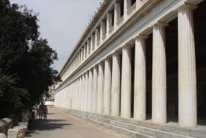 Athens: Hidden Historical Gems Private Walking Tour