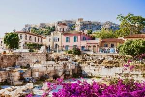 Athens: Hidden History Riddle Tour