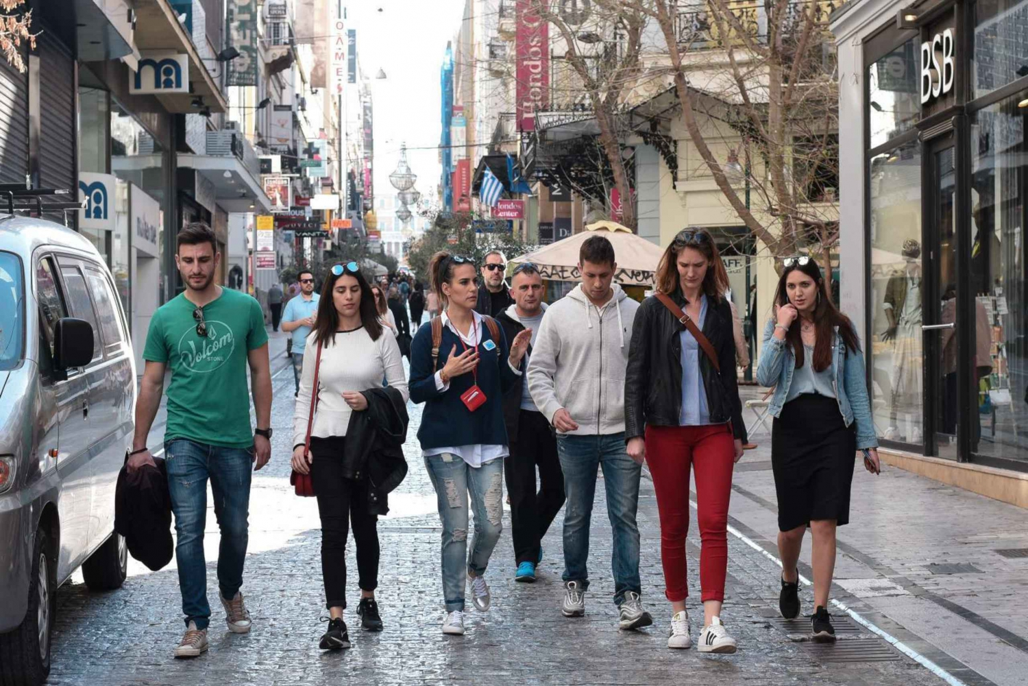 Athens Highlights: 4-hour Walking Tour