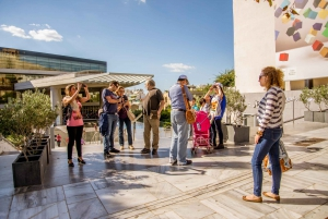 Athens: Highlights Walking Tour Tickets Not Included