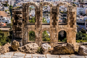 Athens: Historical And Contemporary Segway Tour