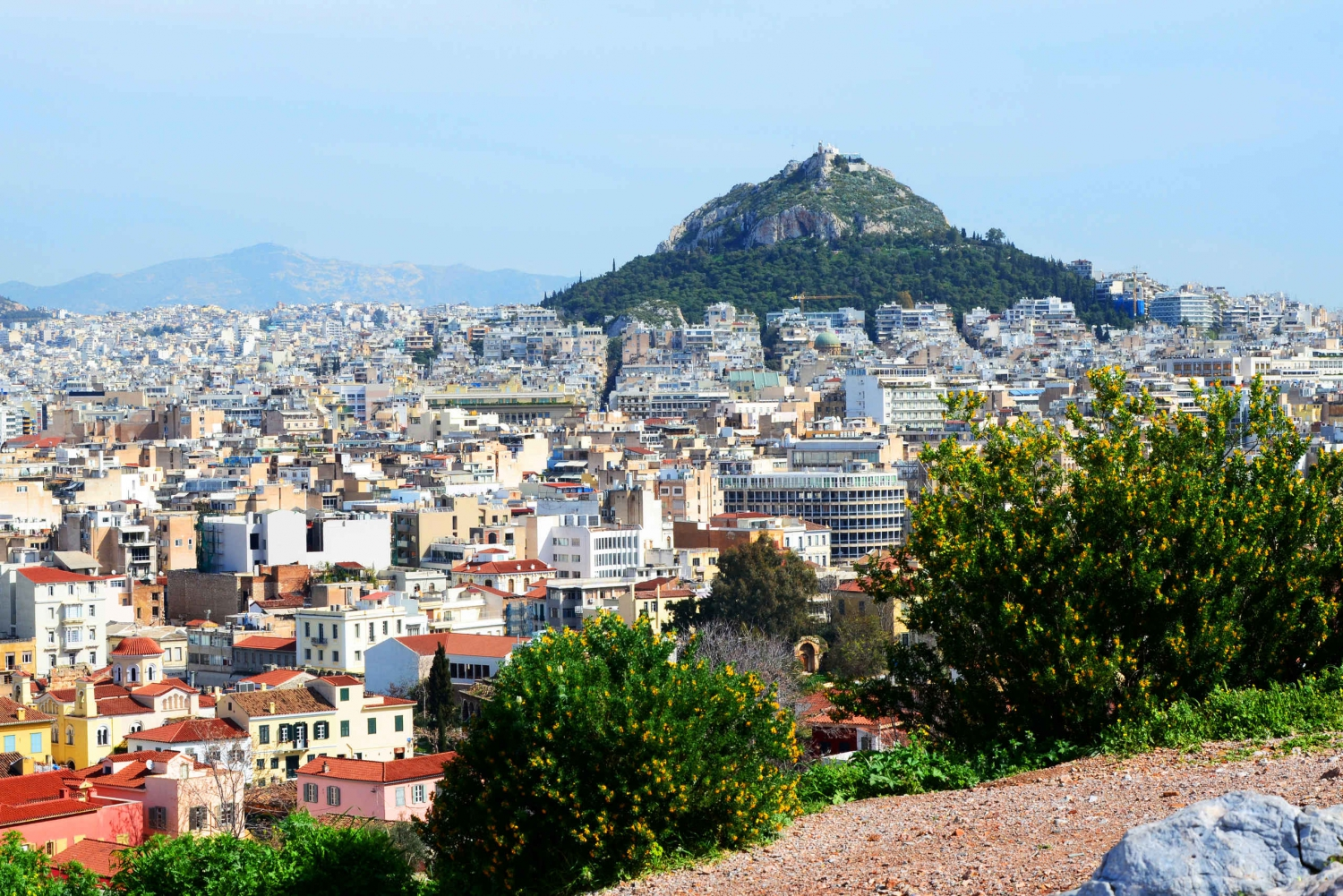 Athens in a Day Private Tour