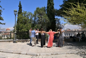 Athens: Introduction Walking Tour with a Local Guide