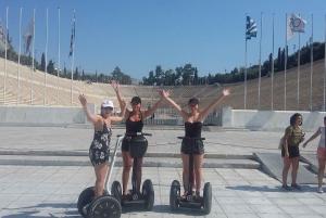 Athens Modern Olympics Segway Tour