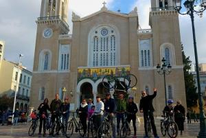 Athens: Morning Bike Tour