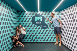 Athens: Museum of Illusions Admission Ticket