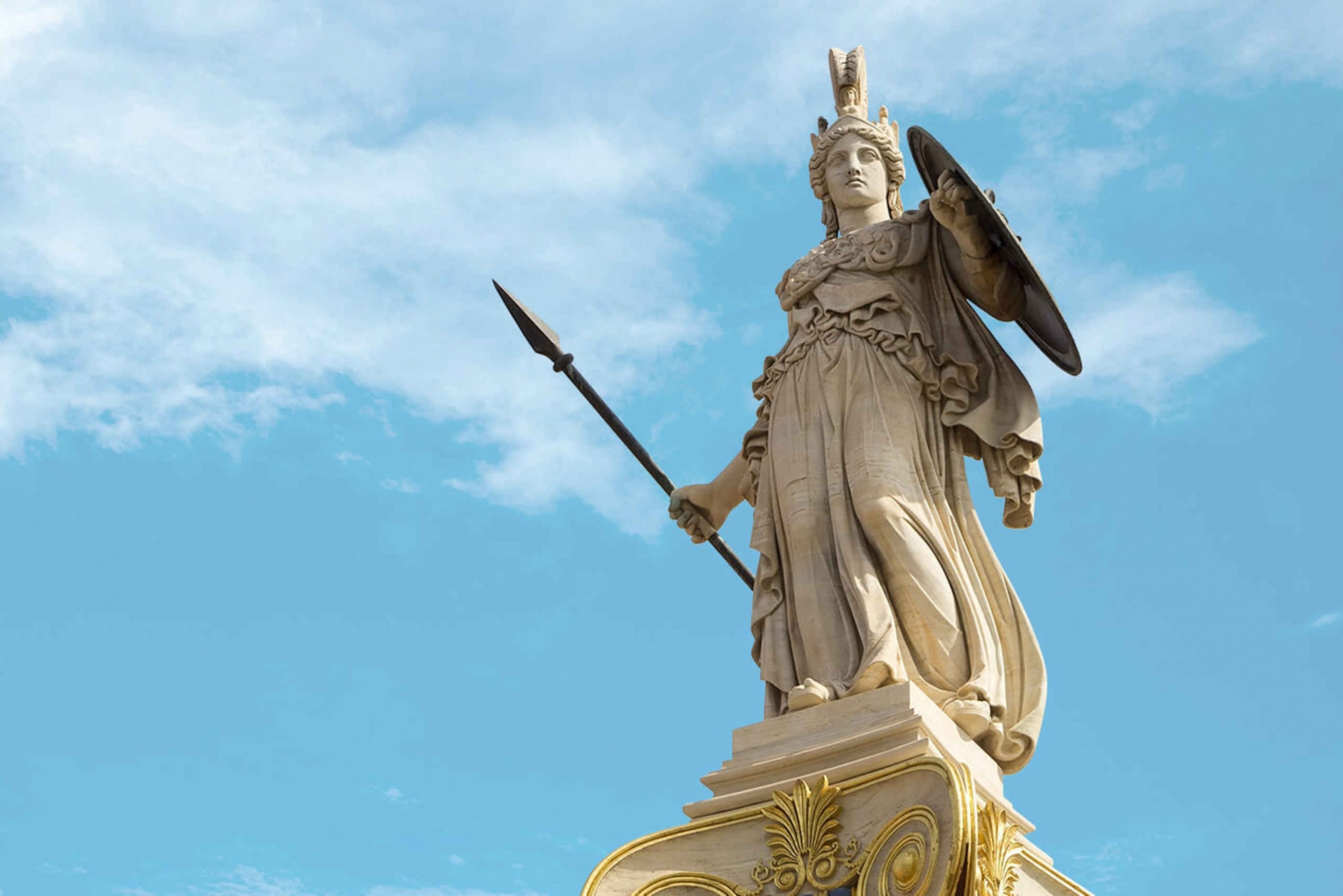 Athens Mythology Highlights Tour without Tickets