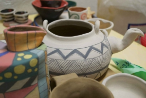 Athens: Mythology & Pottery For Kids Private Experience