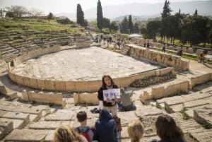 Athens: Mythology Tour for Families