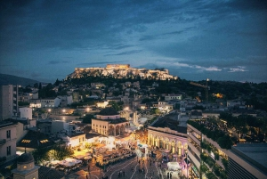 Athens Nightlife Private Tour