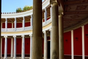 Athens: Old City and National Gardens Puzzle Tour