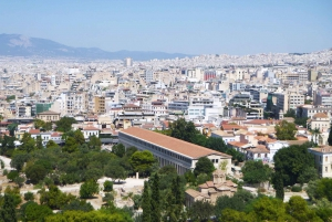 Athens: Old Town Walking Tour with a Historian