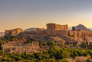 Athens: Painting the Parthenon Private Activity for Families