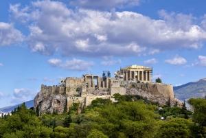 Athens: Parthenon Temple Virtual Tour From Home