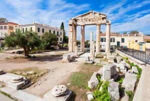 Athens: Plaka to Acropolis Smartphone Audio Tour