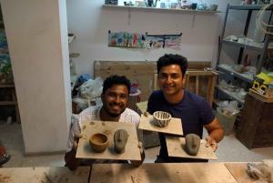 Athens Pottery Workshop: Make Your Own Greek Souvenir