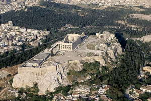 Athens: Private 4-Hour Tour with Acropolis and Old Town