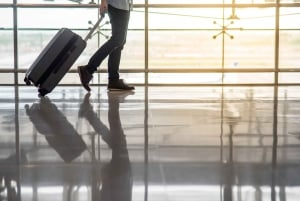 Athens: Private Airport Transfer