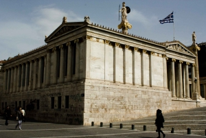 Athens: Private Architecture Walking Tour