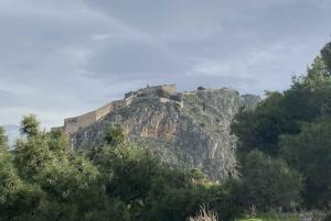 Athens: Private Argolis Tour (Mycenae, Nafplio, Epidaurus)