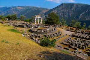 Athens: Private Divine Delphi Family Excursion