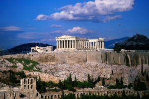 Athens: Private Driver Service for Self-Guided Sightseeing