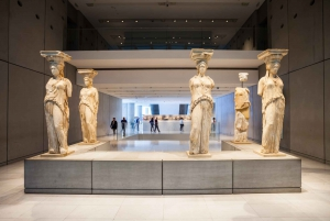 Athens: Private Full-Day City Tour with Popular Museums