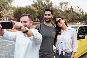 Athens: Private Half-Day Sightseeing Tour with a Local