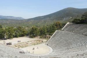 Athens: Private Mycenae, Nafplio, Epidaurus, & Isthmus Canal