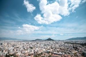 Athens: Private Secret Acropolis Tour
