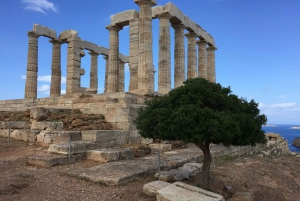 Athens: Private Sightseeing Tour with Visit to Cape Sounio