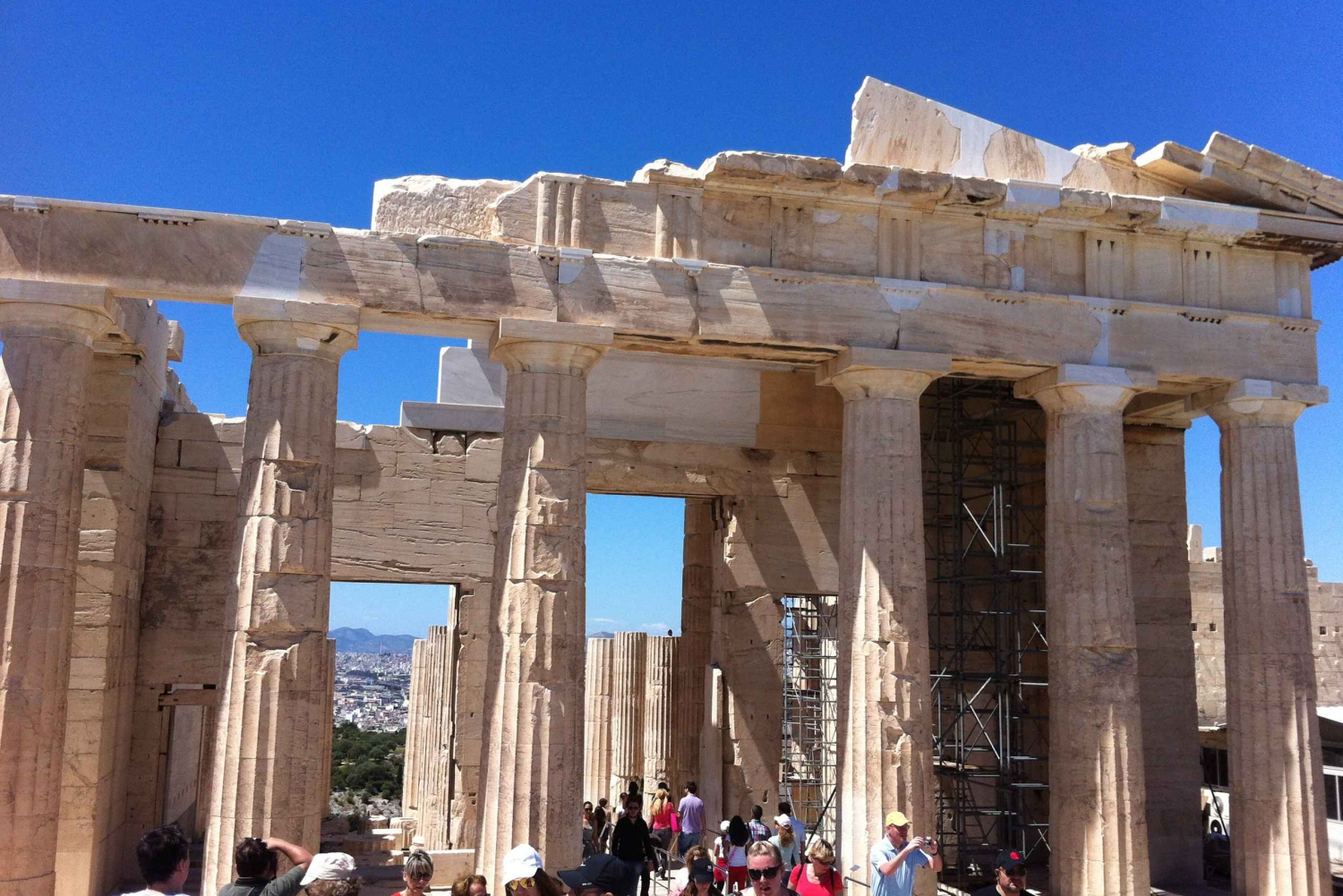 Athens Private Tours: Acropolis and Acropolis Museum