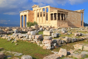 Athens Private Tours: Acropolis and Acropolis Museum