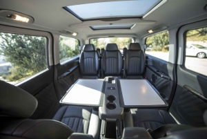 Athens Private Transfer: Between Airport and Hotels