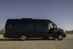 Athens: Private Transfer from City Center to Athens Airport