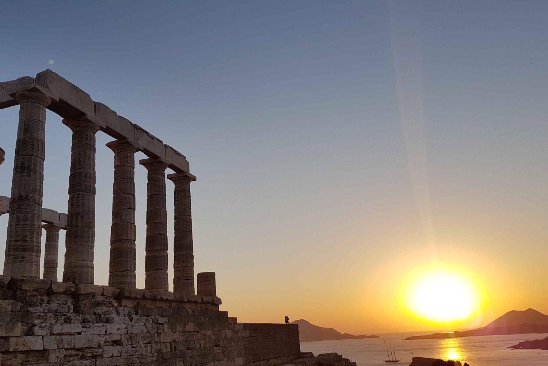 Athens Riviera Activities & Cape Sounion Private Tour