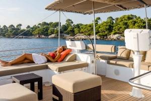 Athens Riviera: Catamaran Day Cruise