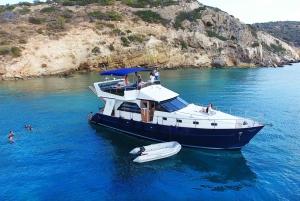 Athens Riviera Private Yacht Cruise & Poseidon Temple Visit