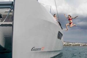 Athens Riviera: Sunset Sailing Cruise with Free Wine