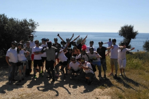 Athens Riviera Trikke Bike Tour & Vouliagmeni Lake