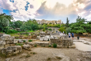 Athens: Sightseeing Tour of Ancient Athens