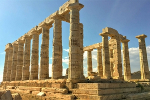 Athens: Sounio Private Farm Excursion for Families