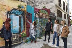 Athens: Street Culture & Food Tour