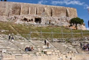 Athens: The Acropolis Walking Tour with a French Guide