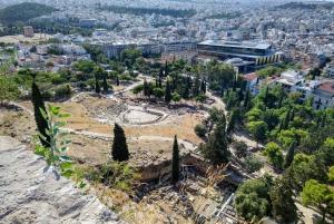 Athens: The Acropolis Walking Tour with Entry Ticket