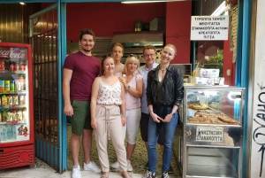Athens: The Classic Food Tasting Tour
