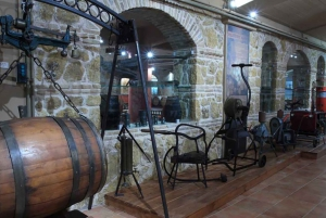 Athens: The Wine Lover's Private Tour at a Greek Winery