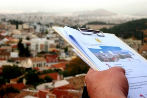 Athens: Treasure Hunt for Families Private Experience